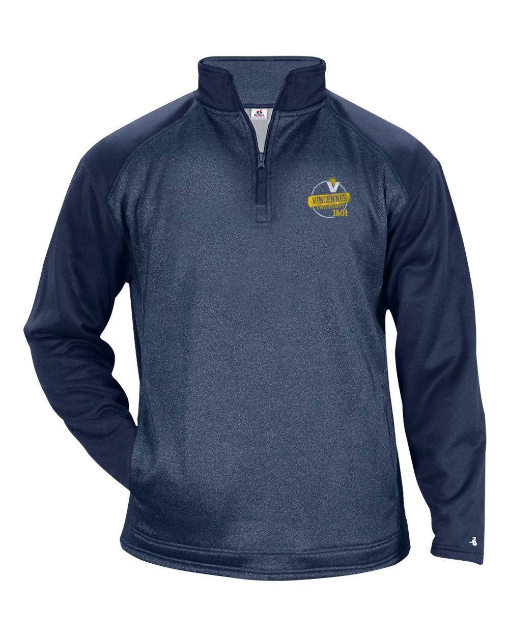1/4 ZIP FLEECE (S-2X)