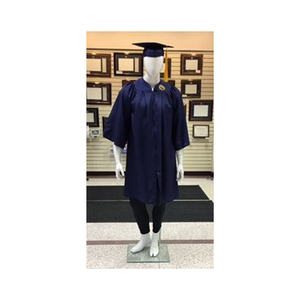 Cover Image For CAP, GOWN & TASSEL - Military - Associates