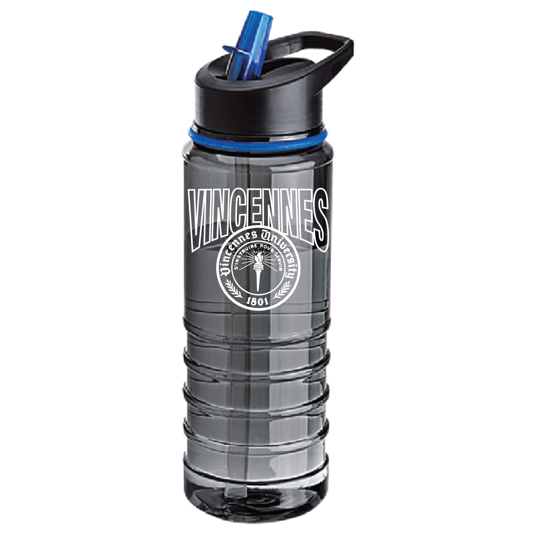 Image For BOTTLE TRITAN 25 OZ BLUE