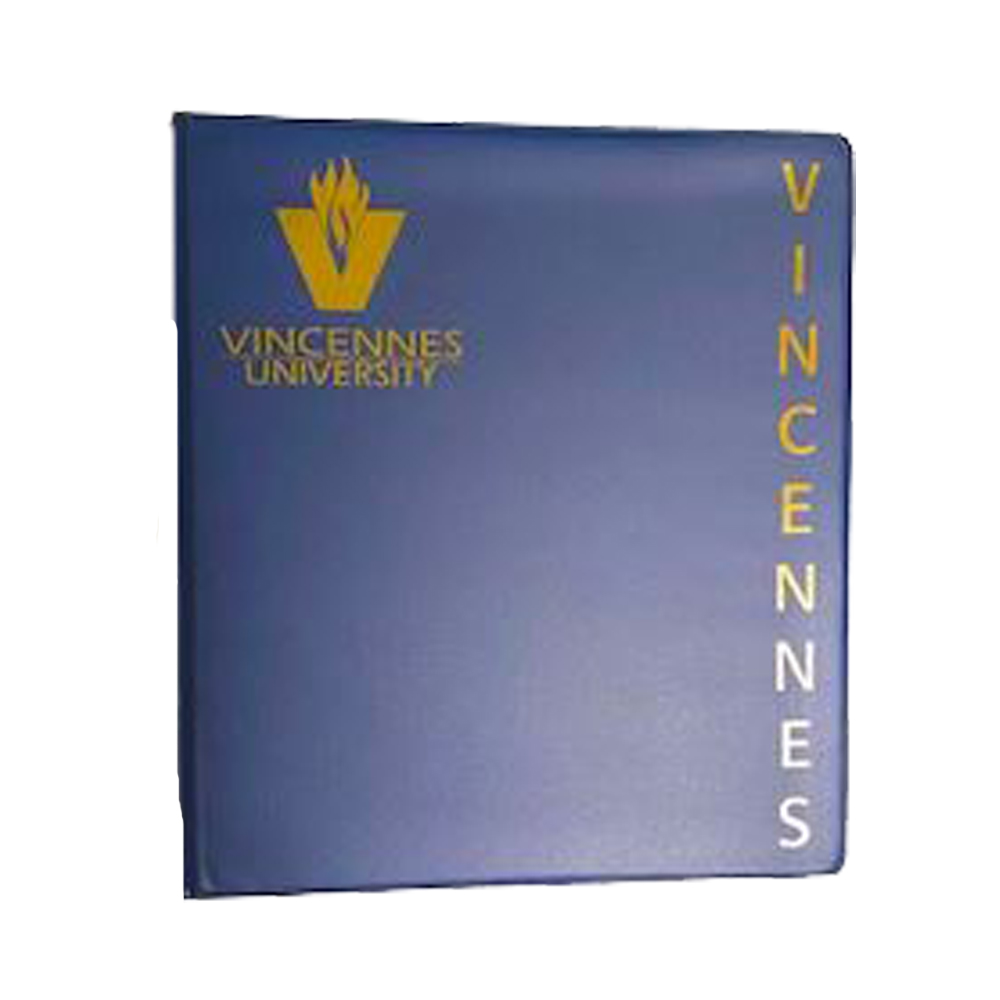 "Cover Image For BINDER VU 1"" NAVY"